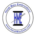 Heidi Mac Embroidery